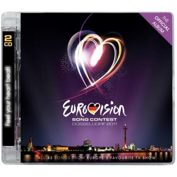 Eurovision Song Contest 2011 / Dusseldorf (2 CD)